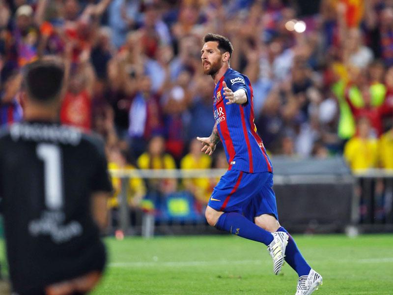 Fix! Messi verlängert in Barcelona
