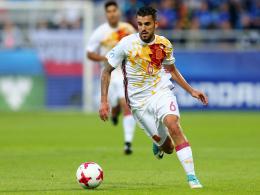Real macht weiter Druck: Ceballos folgt auf Theo!