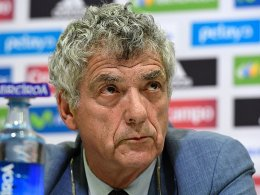 Spaniens Fußball-Chef Villar festgenommen