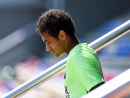 Zoff vor Clasico: Neymar rastet aus und beendet Training