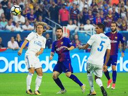 Nach Blitzstart: Der erste Clasico geht an Barça