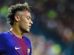 Neymar teilt Barcelona Wechselwunsch mit