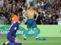 Ronaldo bleibt gesperrt und spricht von