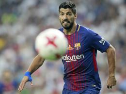 Nächster Barça-Schock: Suarez fehlt wochenlang