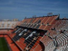 La Liga beginnt in Leganes und Valencia