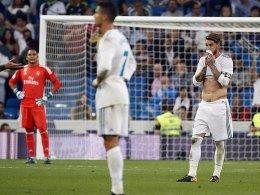 Real in der Krise: Ramos und die Referees