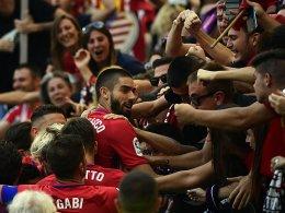 Sevilla nach vorn zu schwach: Atletico siegt erneut im Metropolitano