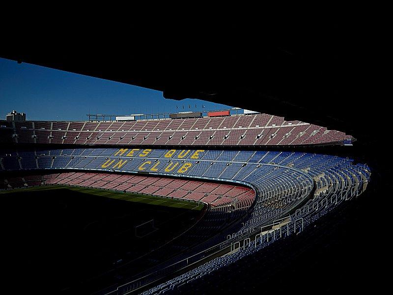 Gewissheit: Barca-Spiel ist abgesagt