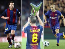 Kurzlebiger Poker: Iniesta verlässt Barça nicht mehr
