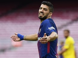 Suarez legt sich im November unters Messer
