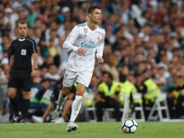 Ronaldo: Erst verballert, dann erlöst