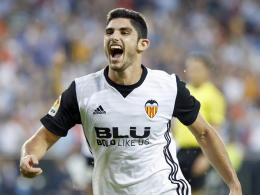 Bei PSG aussortiert: Valencia verehrt Guedes schon jetzt
