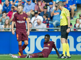 Dembelé-Verletzung: War der 105-Millionen-Rucksack schuld?