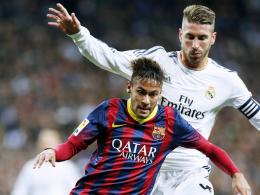 Neymar zu Real? Sergio Ramos
