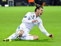 Adduktoren zwicken: Rückschlag für Bale