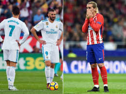 Derby mit Finalcharakter: Benzemas Zeitungs-Dilemma
