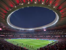 Atletico Madrid verkauft weitere Vereinsanteile