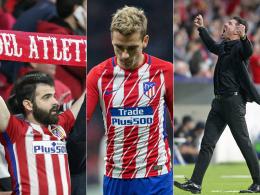 Drei Gründe, die Atletico noch hoffen lassen