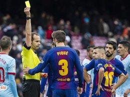 Wieder Vigo: Barça im Pokal gegen den Angstgegner