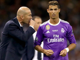 Perez befeuert Neymar-Gerüchte - Zidane wittert Intrige