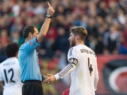 Real drohen wegen Klub-WM Sperren für Clasico