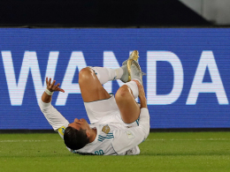 Geromels folgenreicher Tritt: Verpasst Ronaldo den Clasico?