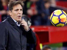 Vier Wochen nach Krebs-OP: Sevilla entlässt Berizzo