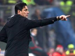 Kein Tuchel: Sevilla installiert Montella als Coach
