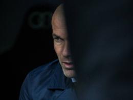 Zidane verlängert und redet Reals Krise schön
