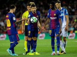 Copa-Viertelfinale: Stadtderbys für Real und Barça