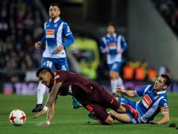 Paulinho fehlt Barça wohl einen Monat - Piqué bleibt