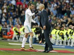 Zidane lobt Bale - Pause für Ronaldo