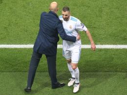 Zidane spricht Benzema-Kritikern den Sachverstand ab
