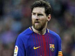 Kurzfristige Änderung: Barça in Malaga ohne Messi