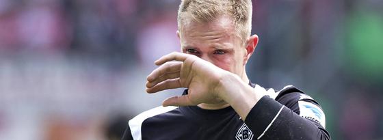 Gladbacher durch und durch: Beim Abschied im Sommer 2014 kamen ter Stegen die Tränen.