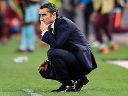 Standpauke von Messi und Piqué? Valverde verneint