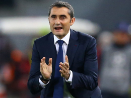 Auch Valverde weiß: Für Barça ist der Copa-Sieg