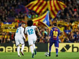 Clasico: Große Schiri-Schelte - Ramos schimpft über Messi