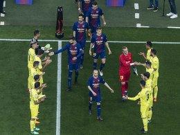 Barça noch näher am Rekord - Dembelé-Doppelpack