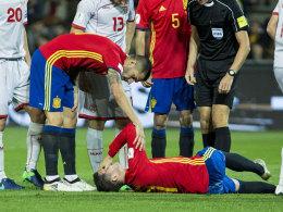 Real wütend auf Verband: Morata fehlt einen Monat
