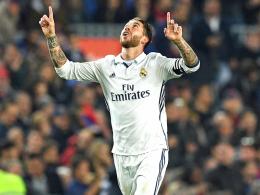 Ramos' später Ausgleich: Real hält Vorsprung
