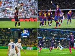 Experte Messi, Entscheider CR7: Der Clasico-Vergleich