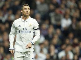 Ronaldos Vermögen 2015: 227,2 Millionen Euro