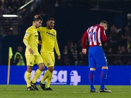 Atletico geht in Villarreal unter
