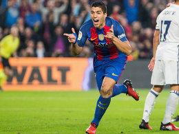 Bis 2021: Suarez' Weg bei Barça geht weiter