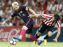 Knallerspiele in der Copa - Zweitligisten im Direktduell