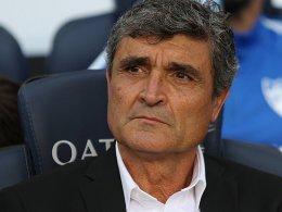 Verbot aufgehoben: Malaga lässt Trainer gehen