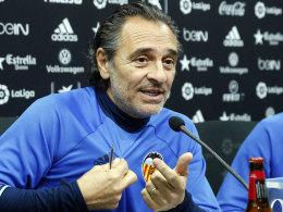 Prandelli verlässt Valencia nach drei Monaten