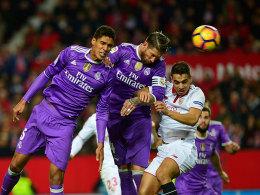 Dank Ramos! Sevilla beendet Reals Rekordserie