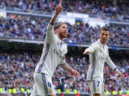 Dank Sergio Ramos: Real wieder in der Erfolgsspur